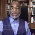 LeVar Burton and his Amazing Bookshelves